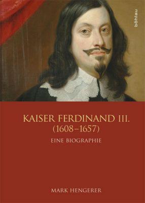 Kaiser Ferdinand III. (1608-1657), m. Audio-CD, Mark Hengerer