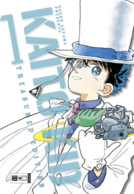 Kaito Kid, Treasured Edition, Gosho Aoyama