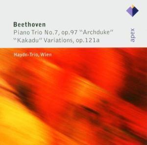Kakadu Variationen/Erzherzog, Haydn-trio Wien