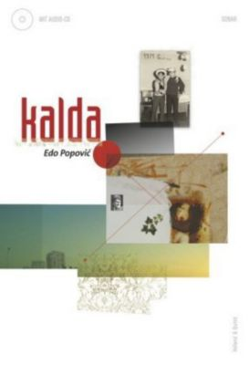 KALDA, m. Audio-CD, Edo Popovic