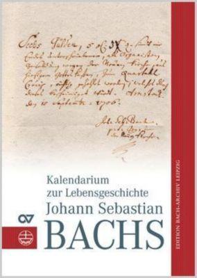 Kalendarium zur Lebensgeschichte Johann Sebastian Bachs