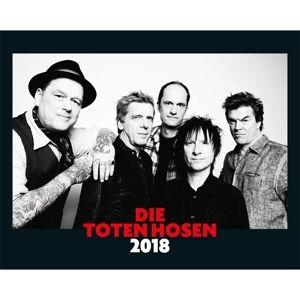 Kalender 2018, Die Toten Hosen