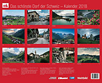 Kalender 2018: Das schönste Dorf der Schweiz - Produktdetailbild 4