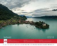 Kalender 2018: Das schönste Dorf der Schweiz - Produktdetailbild 3