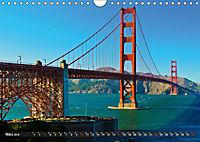 KALIFORNIEN Küstenimpressionen (Wandkalender 2019 DIN A4 quer) - Produktdetailbild 3