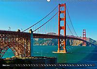 KALIFORNIEN Küstenimpressionen (Wandkalender 2019 DIN A2 quer) - Produktdetailbild 3