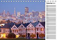 Kalifornien USA (Tischkalender 2019 DIN A5 quer) - Produktdetailbild 12