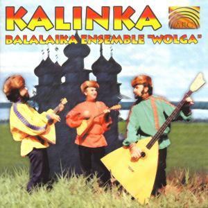 Kalinka, Balalaika Ensemble Wolga