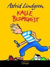 Kalle Blomquist, Gesamtausgabe, Astrid Lindgren