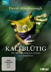 Kaltblütig - Die Welt der Drachen, Echsen und Amphibien, David (Presenter) Attenborough