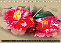 Kamelien Blüten (Tischkalender 2019 DIN A5 quer) - Produktdetailbild 11