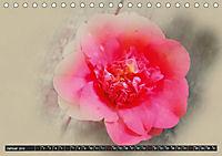 Kamelien Blüten (Tischkalender 2019 DIN A5 quer) - Produktdetailbild 1