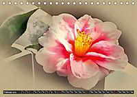 Kamelien Blüten (Tischkalender 2019 DIN A5 quer) - Produktdetailbild 2