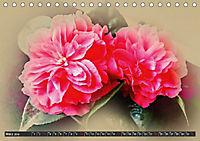 Kamelien Blüten (Tischkalender 2019 DIN A5 quer) - Produktdetailbild 3