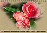 Kamelien Blüten (Tischkalender 2019 DIN A5 quer) - Produktdetailbild 7