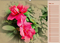 Kamelien Blüten (Wandkalender 2019 DIN A2 quer) - Produktdetailbild 5