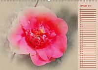 Kamelien Blüten (Wandkalender 2019 DIN A2 quer) - Produktdetailbild 1