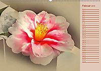 Kamelien Blüten (Wandkalender 2019 DIN A2 quer) - Produktdetailbild 2