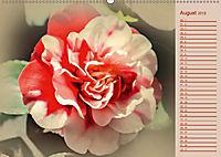 Kamelien Blüten (Wandkalender 2019 DIN A2 quer) - Produktdetailbild 8