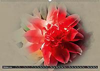 Kamelien Blüten (Wandkalender 2019 DIN A2 quer) - Produktdetailbild 10
