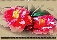 Kamelien Blüten (Wandkalender 2019 DIN A2 quer) - Produktdetailbild 11