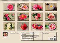 Kamelien Blüten (Wandkalender 2019 DIN A2 quer) - Produktdetailbild 13