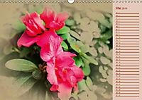 Kamelien Blüten (Wandkalender 2019 DIN A3 quer) - Produktdetailbild 5