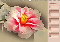 Kamelien Blüten (Wandkalender 2019 DIN A3 quer) - Produktdetailbild 3