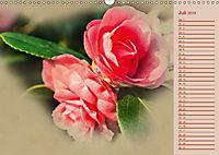Kamelien Blüten (Wandkalender 2019 DIN A3 quer) - Produktdetailbild 7