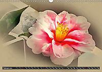 Kamelien Blüten (Wandkalender 2019 DIN A3 quer) - Produktdetailbild 2