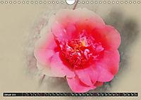 Kamelien Blüten (Wandkalender 2019 DIN A4 quer) - Produktdetailbild 1