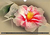 Kamelien Blüten (Wandkalender 2019 DIN A4 quer) - Produktdetailbild 2