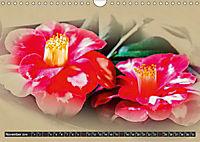 Kamelien Blüten (Wandkalender 2019 DIN A4 quer) - Produktdetailbild 11