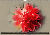 Kamelien Blüten (Wandkalender 2019 DIN A4 quer) - Produktdetailbild 10