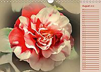 Kamelien Blüten (Wandkalender 2019 DIN A4 quer) - Produktdetailbild 8