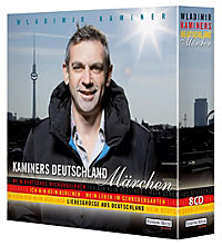 Kaminers Deutschland-Märchen, 8 Audio-CDs - Produktdetailbild 1