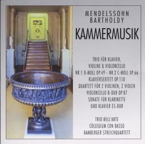 Kammermusik, Coll.Con Baso, Bamberger Str.Qu