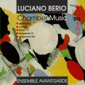 Kammermusik, Ensemble Avantgarde