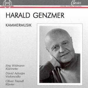 Kammermusik, Jörg Widmann