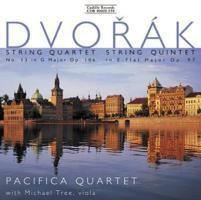 Kammermusik, Pacifica Quartet, Michael Tree