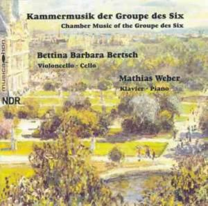 Kammermusik Der Groupe Des Six, Bettina Barbara Bertsch