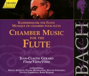 Kammermusik Für Flöte, Johann Sebastian Bach