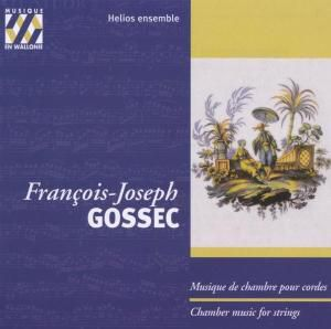 Kammermusik Für Streicher, Helios Ensemble