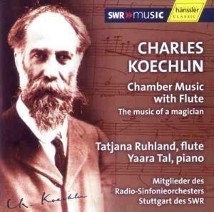 Kammermusik Mit Flöte, Charles Koechlin