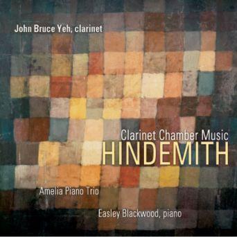 Kammermusik mit Klarinette, Easley Blackwood,Amelia Trio,+ John Bruce Yeh
