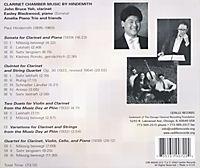 Kammermusik mit Klarinette - Produktdetailbild 1