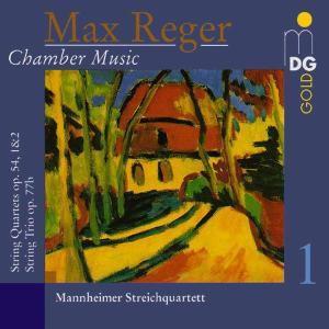 Kammermusik Vol. 1, Mannheimer Streichquartett