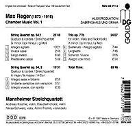 Kammermusik Vol. 1 - Produktdetailbild 1