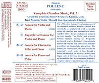 Kammermusik Vol.2 - Produktdetailbild 1