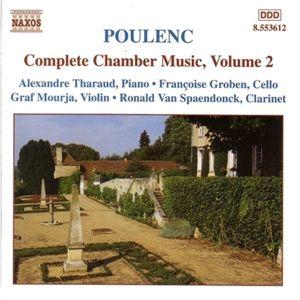 Kammermusik Vol.2, Tharaud, Groben, Mourja, Spaendon